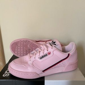 Continental 80 pink adidas sneakers